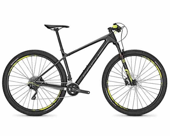 noleggio bici MTB Raven Elite Carbon
