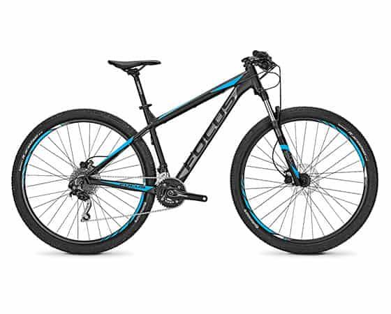 noleggio bici MTB Focus Whistler pro Alloy