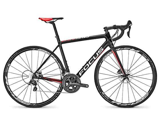 noleggio Bici da Corsa Focus Cayo Disc Carbon